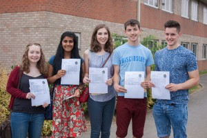 A Level Results 2015