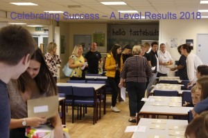 Celebrating Success–A Level Results 2018